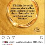 I Don't Want To Know About My Lover's Past, I Love What I See Now – Tonto Dikeh