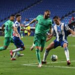 SPORT NEWS:- Espanyol 0-1 Real Madrid: Los Blancos Move Two Points Ahead Of Barcelona