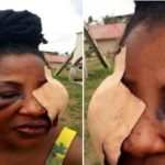 Married Man Beats Side Chick Mercilessly For Coming To His House During Lockdown Without Telling Him