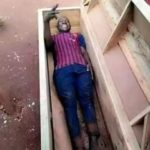 Nigerian Guy Who Took Selfie Pics Inside Coffin Dies The Next Day By Motor Accident