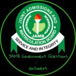 See JAMB 2020 Repeated Questions On Government (Exams)