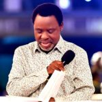 Nigerians Didn't Understand My March 27 Prophecy –  TB Joshua says
