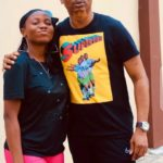 Female Comedian Taaooma Meets Nigerian Song rapper Reminisce – (see how they posed on this pic)
