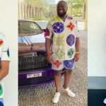 """Them don sell Hushpuppi cloth Give you now"" – Nigerians mocks as Ronaldo on Twitter"