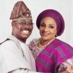 Ajimobi's Wife Cannot Close Her Store For A Day To Honor Her Husband – Abubakri