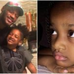 """Annie, Wife of 2baba Records Video Of Their Daughter singing Simi """"Duduke"""""""