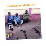 This Watch-Men Were Arrested For Killing A 400 Level Student In Ogun State – (Pics)