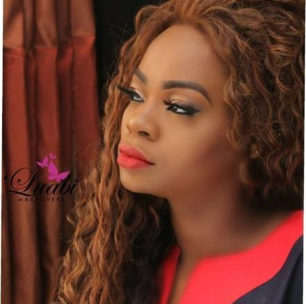 Nigerian Model, – Olajumoke  said she has Left her Baby Daddy to God