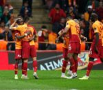 Super Eagles star scores twice in Galatasaray's big win