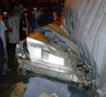 Big Trailer Falls Along Ikorodu Road, Killed 2 Persons ... (pics)