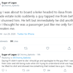 Nigerian lady recounts how she was almost kidnapped in Lagos