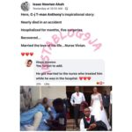 Man Marries The Nurse That Took Care Of Him After A Near-fatal Accident