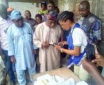 Must Read!! Buhari Wins At Obasanjo's Polling Unit
