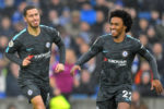 TRANSFER LATEST! See What Willian Is Saying About Hazard Joining Real Madrid