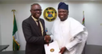 NEWS Lagos: Ambode Quietly Hands Over To Sanwo-Olu