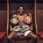 Anthony Joshua Is The Second Richest Young Sportsperson In The UK