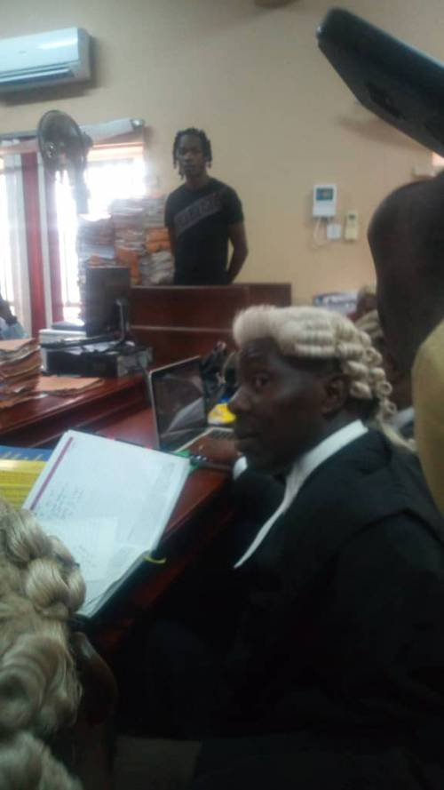 BREAKING News: Court Grants Sober Looking Naira Marley Bail