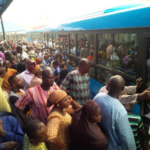 5,000 Coronavirus Cases To Be Recorded Tomorrow' – Lagosians React To The Video Of Overcrowded BRT Terminal