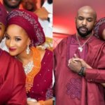 """Thank you for loving me, and thank you for building with me"" – Banky W appreciates Adesua"