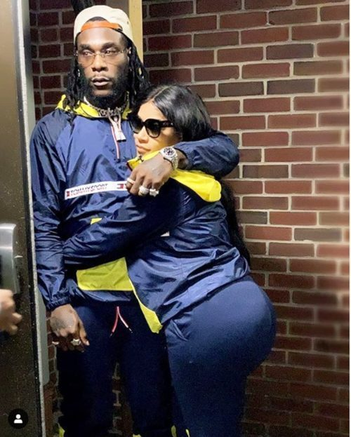 "Burna Boy Finally Break—Up with His Girlfriend ""Stefflon Don"" – (See Comments)"