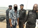 Police Rescue Man From Jumping Into Lagoon On Third Mainland Bridge