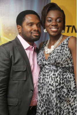 Wife of Cobhams Asuquo Finally Revealed Their Son Was Born Blind