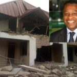 "Foreign Minister, Onyeama reacts to demolition of Nigerian Commission in Ghana, labels it ""Criminal Attacks"""