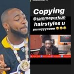 "Davido Calls Veteran Rapper, Eedris Abdulkareem A ""Pu**y"" After He Praised Him As ""The Only Odogwu"""