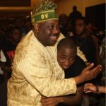 """I Am Very Proud Of You My Son"" – Father Blesses Davido After Watching His Performance"
