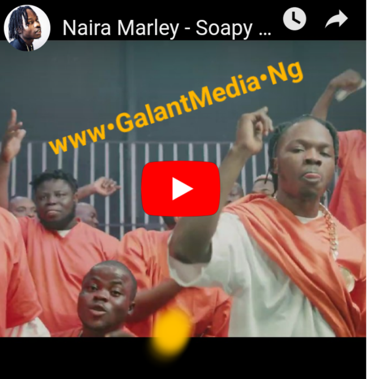 Download/Watch: Naira Marley Soapy Video