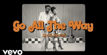 Download/Watch Video: Dyo – Go All the Way ft. Mr Eazi