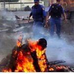 BREAKING: Killing of Nigerians, Fire Burns, Xenophobic in South Africa... (Pics)