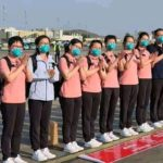 NEWS – Chinese Doctors Finally Arrived In Nigeria To Help Fight Against Covid-19 Pandemic