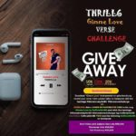 """WiN upto ₦50K from Now till June, Participate in Thrill6 """"Gimme Love"""" Money GiveAway"""
