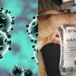 CORONAVIRUS – People Blamed Lagos Pharmacy For Selling Hand Sanitizer At Cost Of N19,950