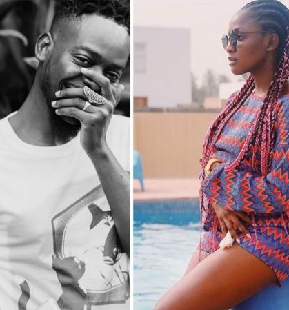 Nigerian Songstress: Simi Renews Wedding Vows To Adekunle Gold