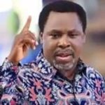 "Coronavirus Will Be Over On Friday, March 27th"" – Prophet TB Joshua says (Watch Video)"