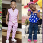 CHILDREN'S DAY: See How your Favorite Celebrities Celebrate Their Kids (27th May)