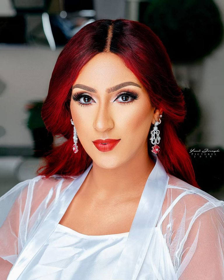 See Juliet Ibrahim On Eid Mubarak Pics, Adorning Wears