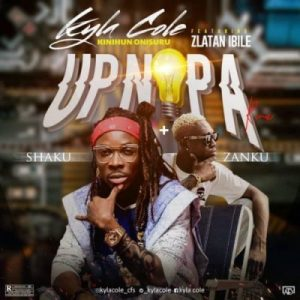 Audio: Kyla Cole – Up Nepa Remix feat. Zlatan