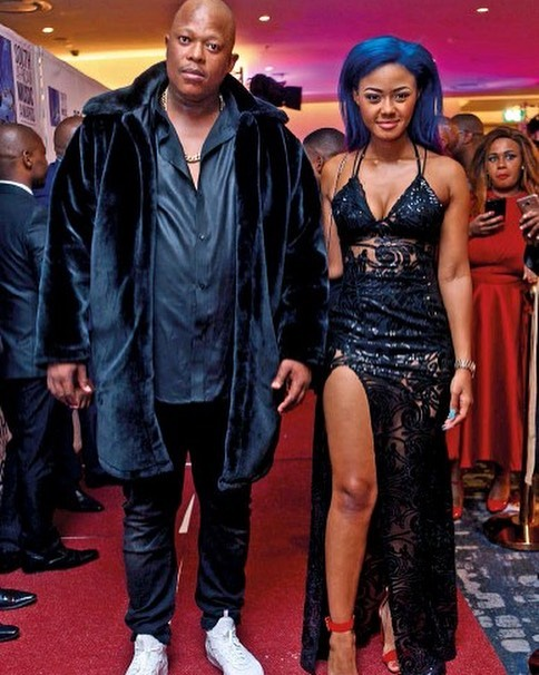 "Mampintsha, Babes Wodumo Announce ""Bonnie And Clyde"" Tour"