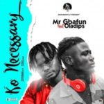 Download Music: Mr Gbafun Ft. Oladips – Ko Necessary