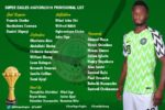 Super Eagles Star Injured Ahead Of Round Of 16 Clash – Sport