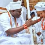 I Am Still Married To Ooni - Olori Naomi Ogunwusi Debunks Split Rumors With Ooni Of Ife