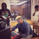 Tiwa Savage Prepares For Naira Collaboration On A New Song