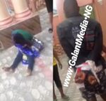 VIDEO – This Lady Run Mad After She Spend A Night With Big Boy Who Promised To Make Her Xmas