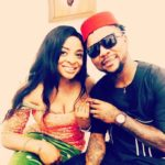 Oritsefemi and his wife, Nabila Fash celebrate second wedding anniversary