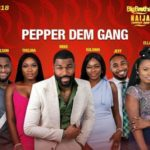 BBNaija Pepper Dem housemates set to storm reality tv show's reunion party