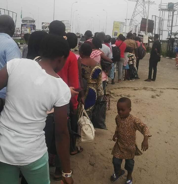 Residents Flee Community In Rivers State After Killing Of Soldiers (Photos)