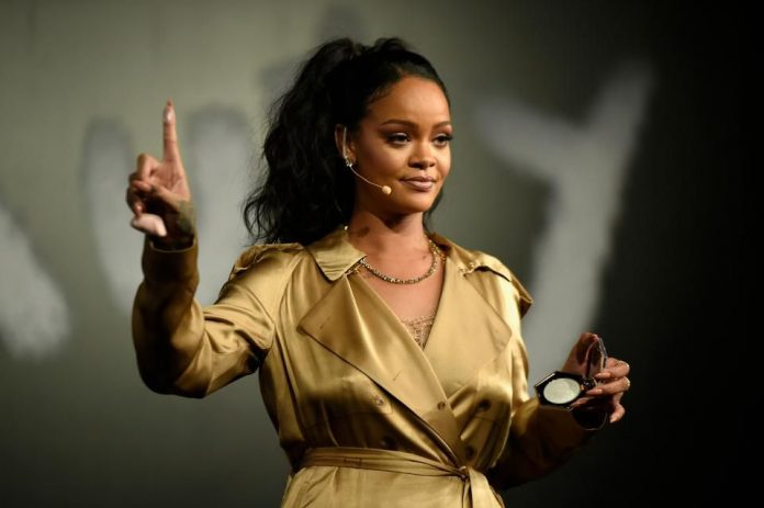 ACHIEVEMENT: Rihanna Is Declared The World Richest Female Singer